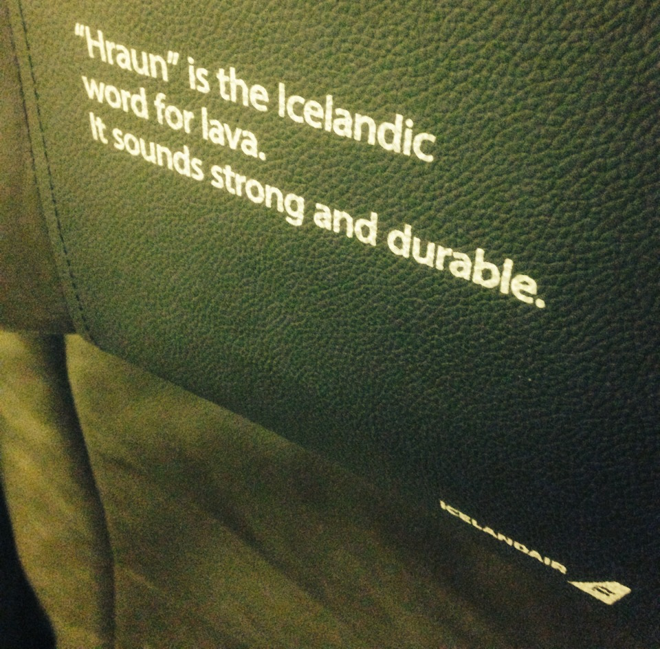 5 hours till Iceland.