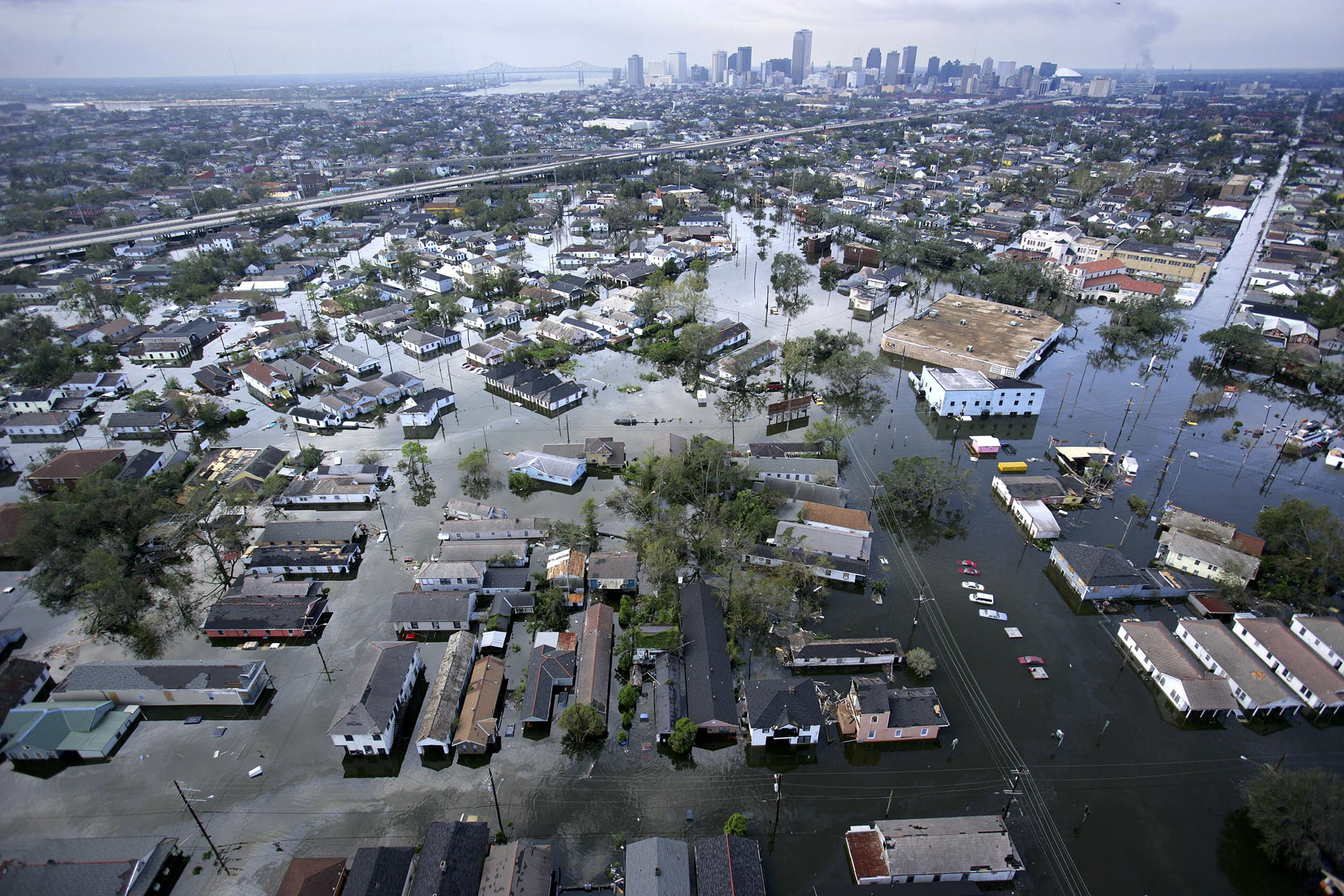 Hurricane Katrina: Ten-Years Later